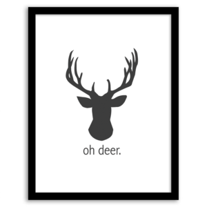 Free Printable Wall Art from Chicfetti.com