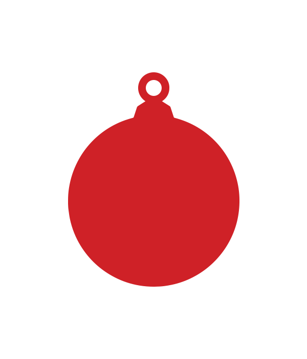 Ornament SVG File  Chicfetti