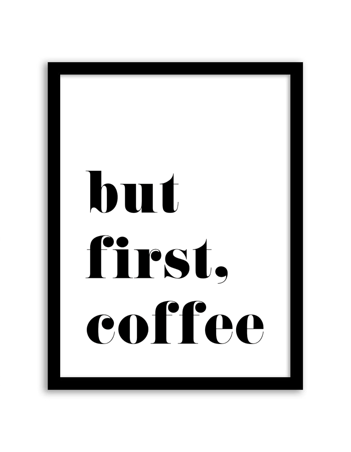 Monster image regarding but first coffee free printable