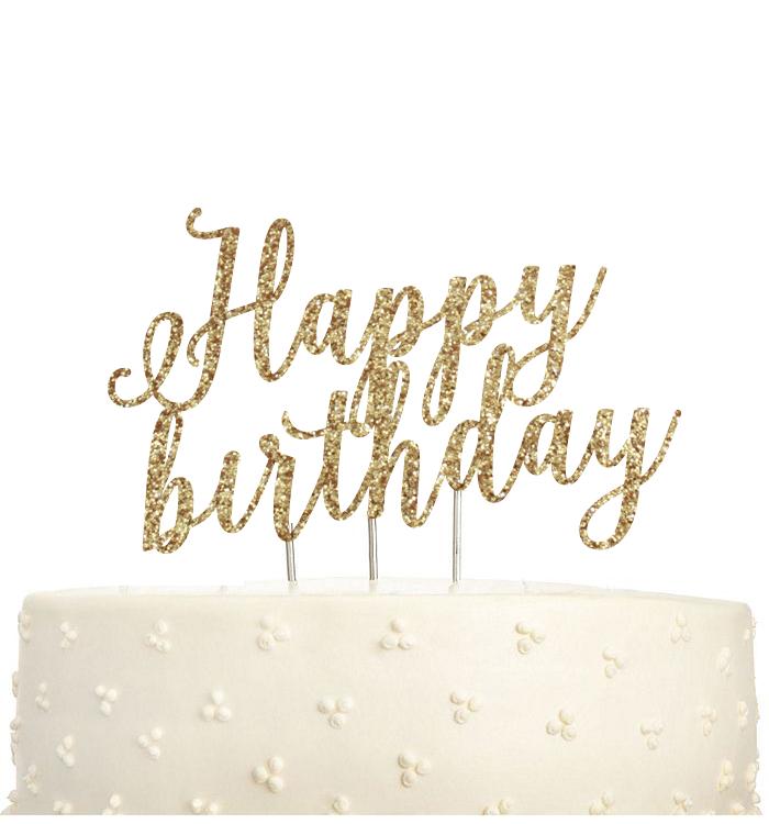Happy Birthday Svg File Chicfetti
