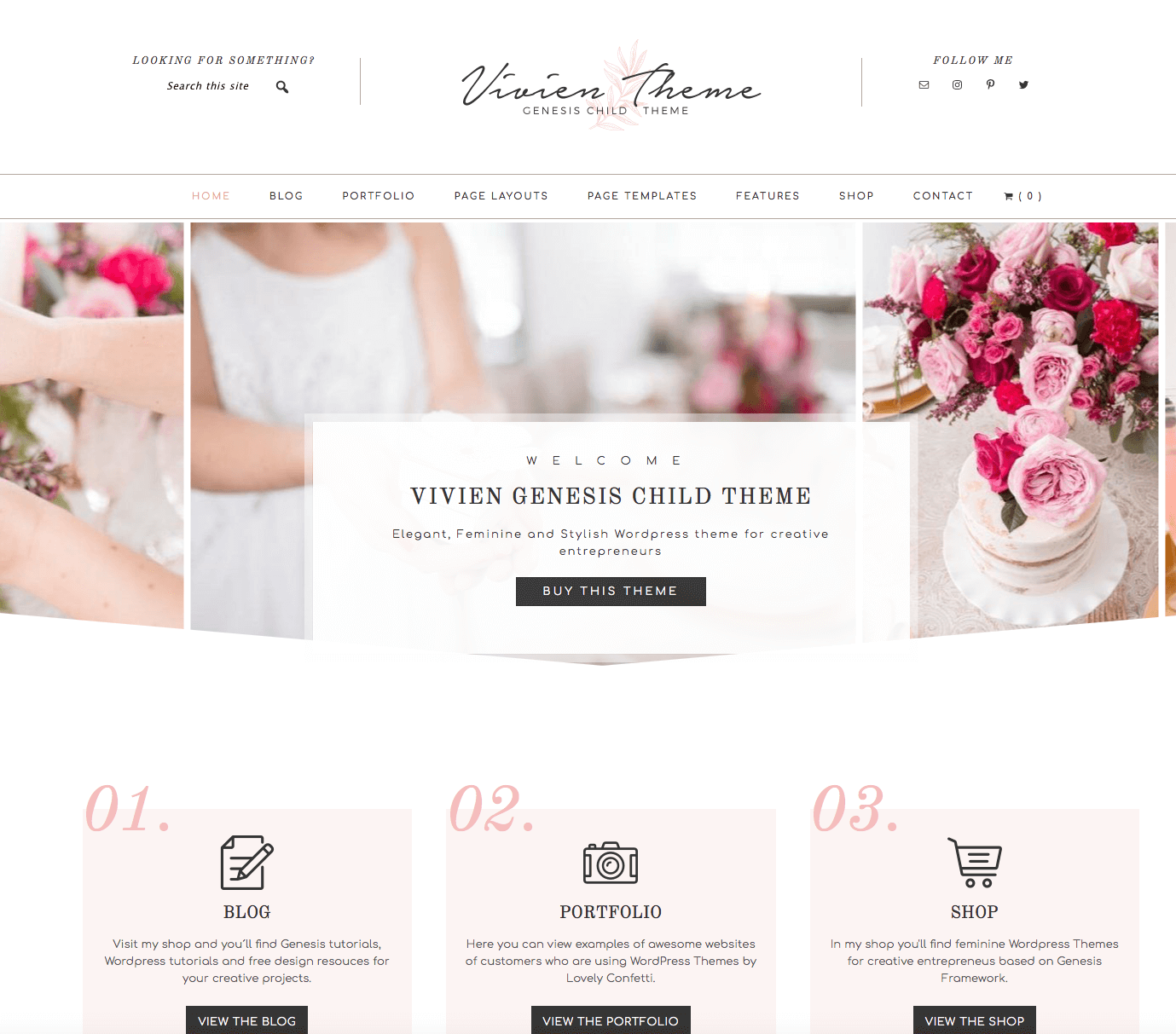 Best Feminine WordPress Themes