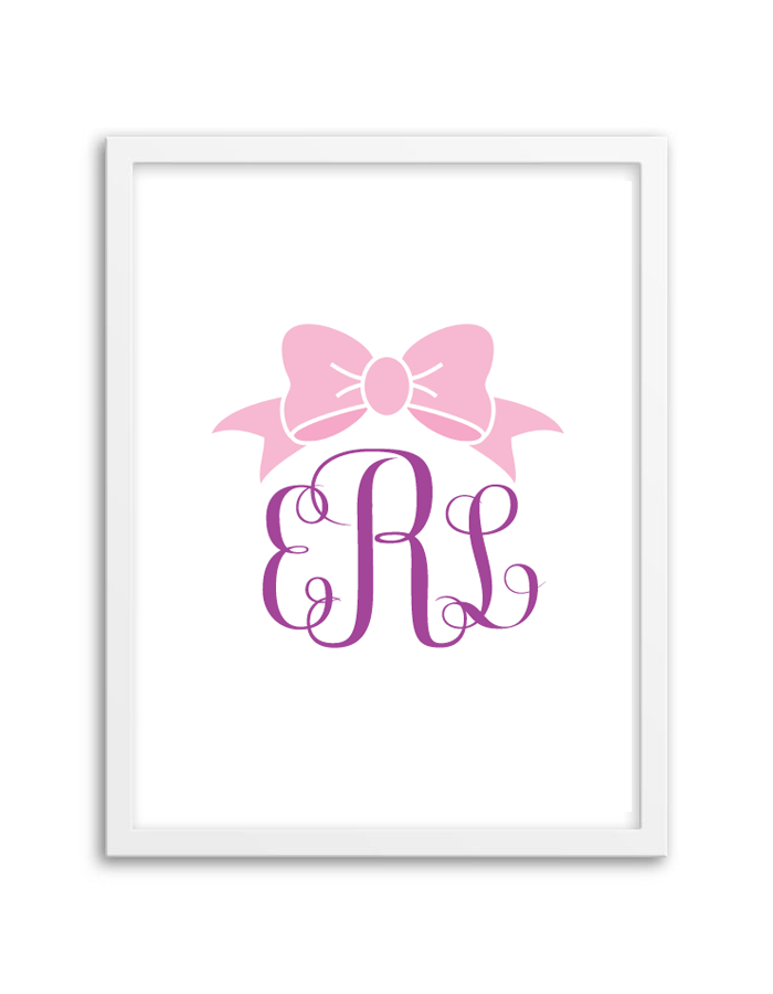 It's just an image of Refreshing Free Printable Monogram Maker