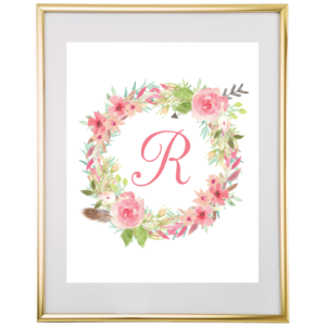 Chicfetti Monograms - Make your own monograms using our free templates