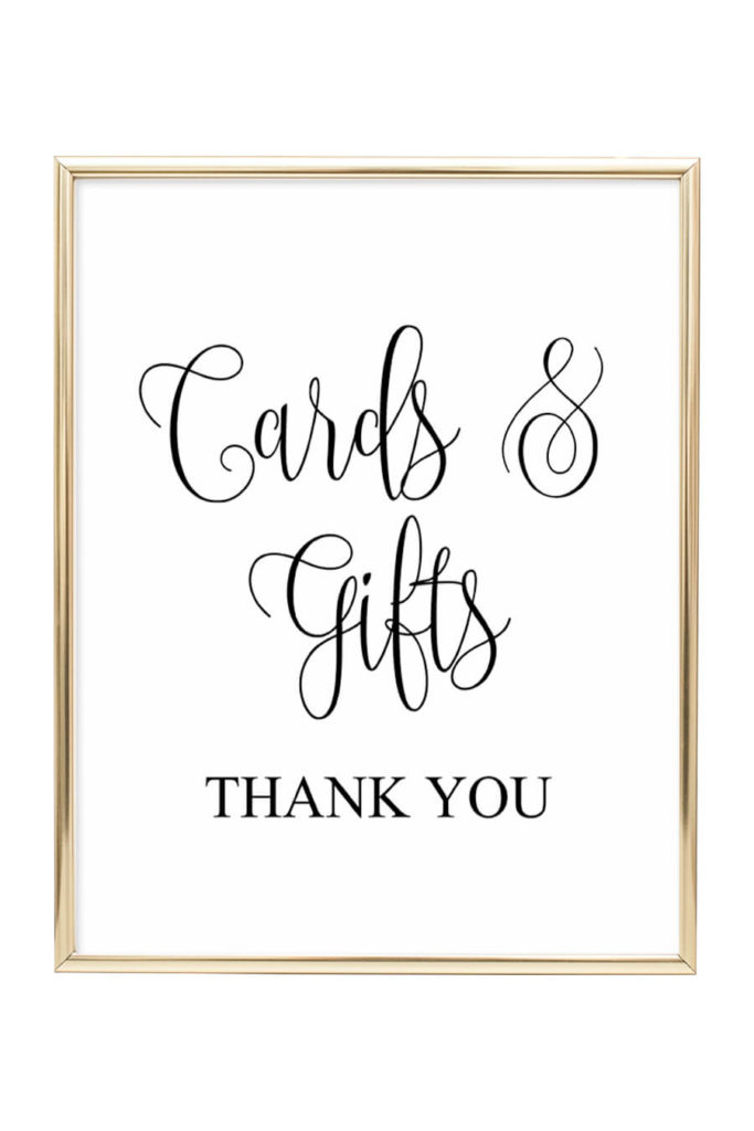 more free sign printables