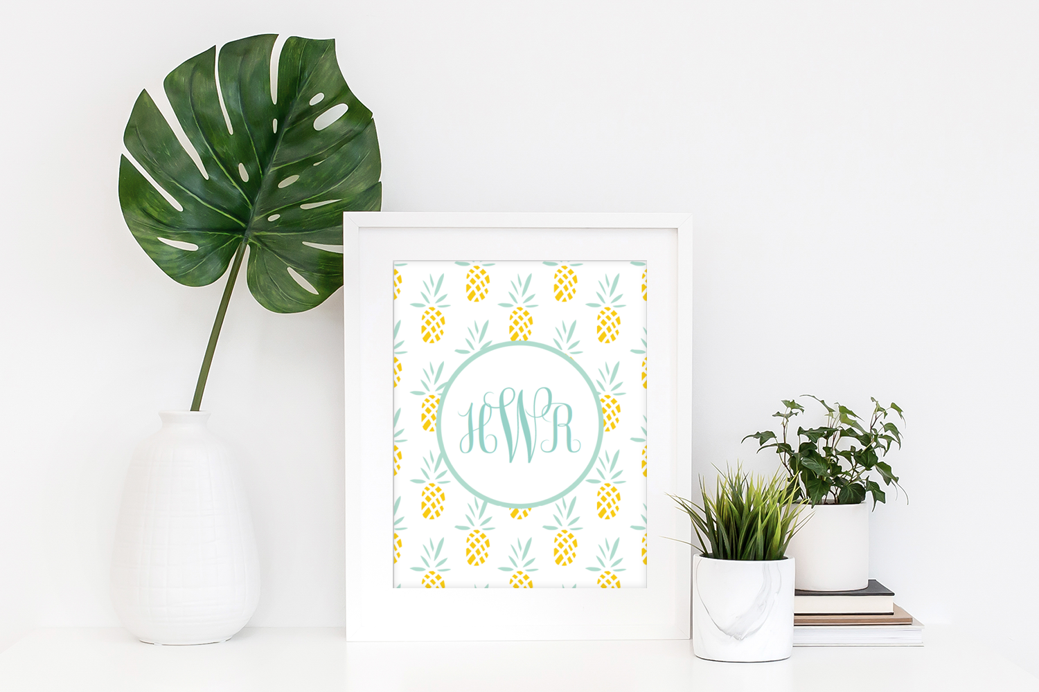 It is an image of Crafty Monogram Maker Printable