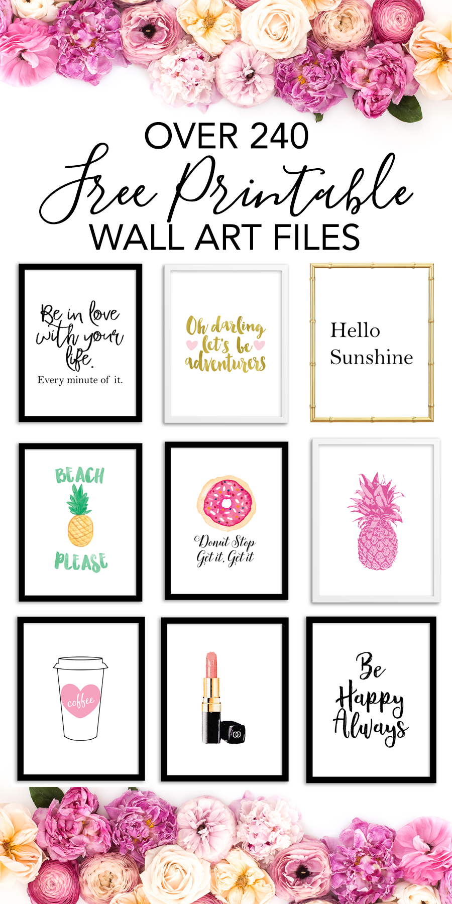 Printable Wall Art Print Wall Decor And Poster Prints For Your Home