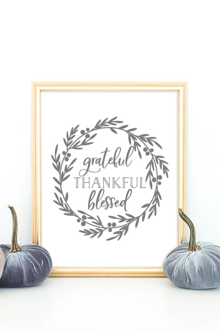 10 Free Printable Fall Art Prints for Your Fall Decor