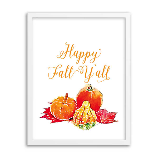 Free Printable Fall Art Prints