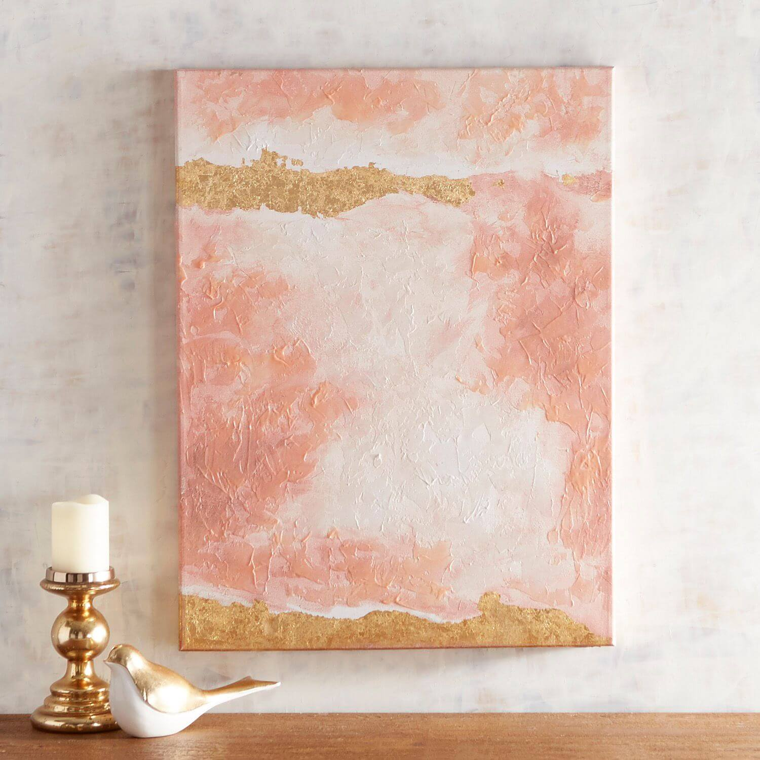 Affordable Blush Home Decor