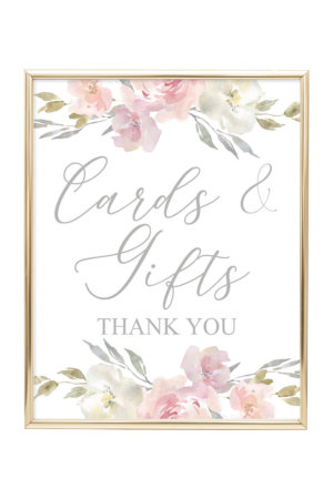 graphic regarding Printable Bridal Shower Cards named Marriage ceremony Printables Archives - Chicfetti