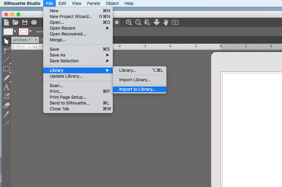 How to Import SVG Files Into Silhouette Studio