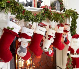 12 best personalized christmas stockings