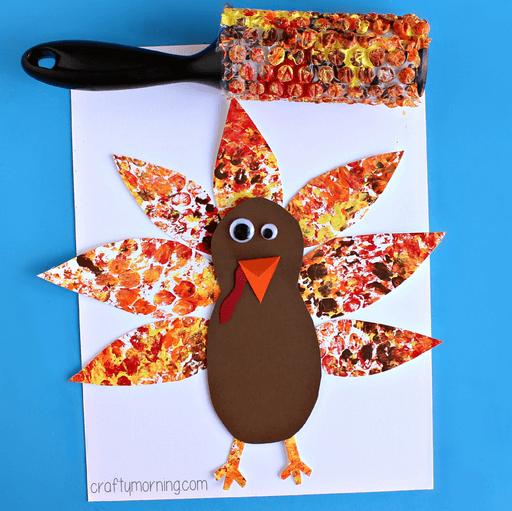 15 Fun Thanksgiving Crafts for Kids