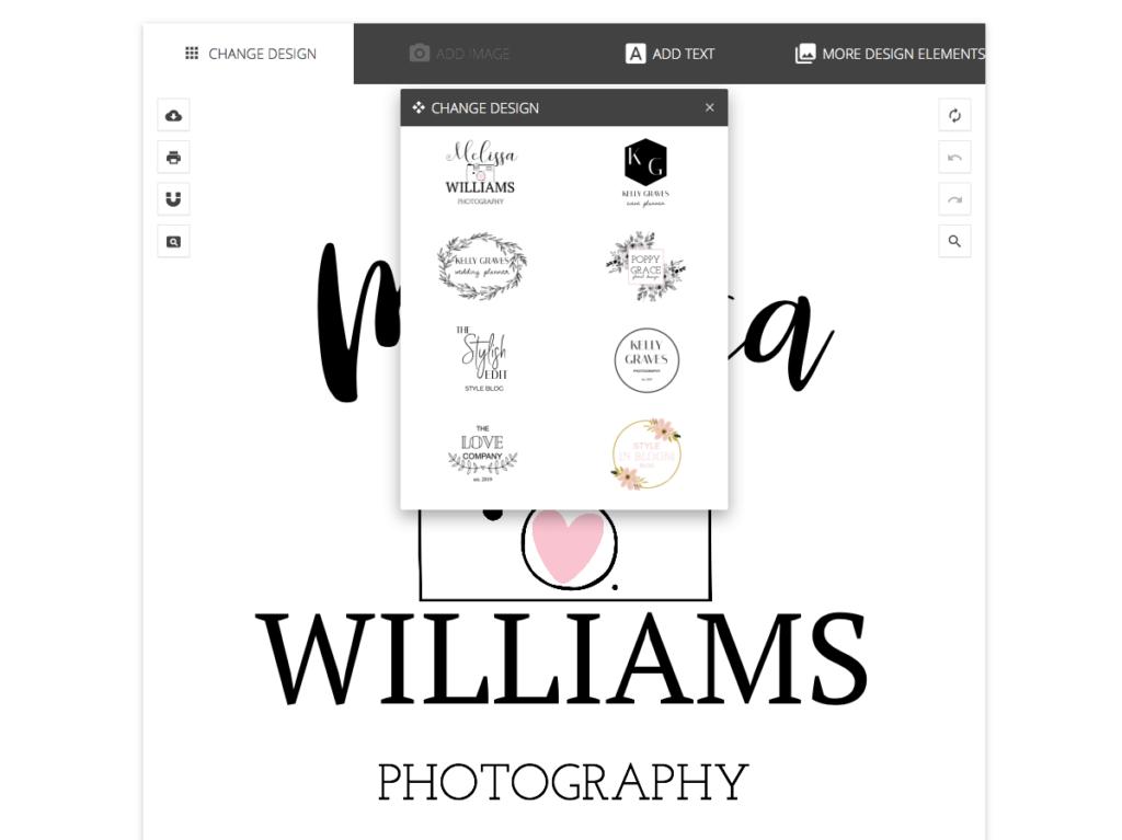 make your own logo design free