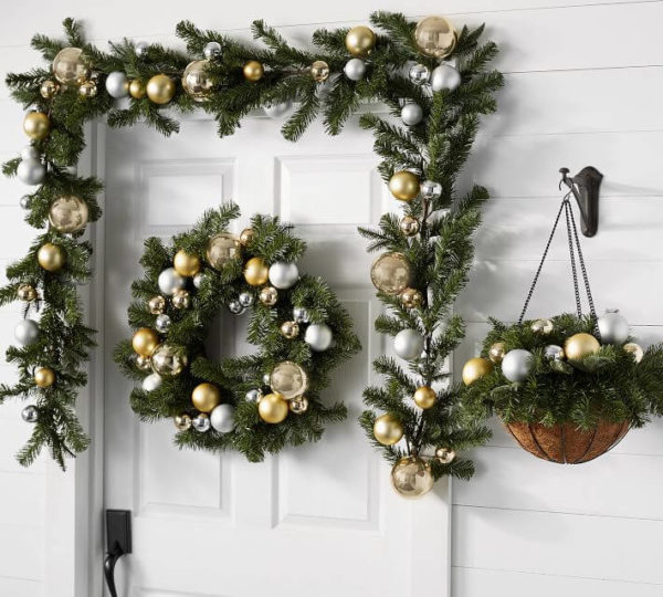 15 Gorgeous Glam Christmas Decorations