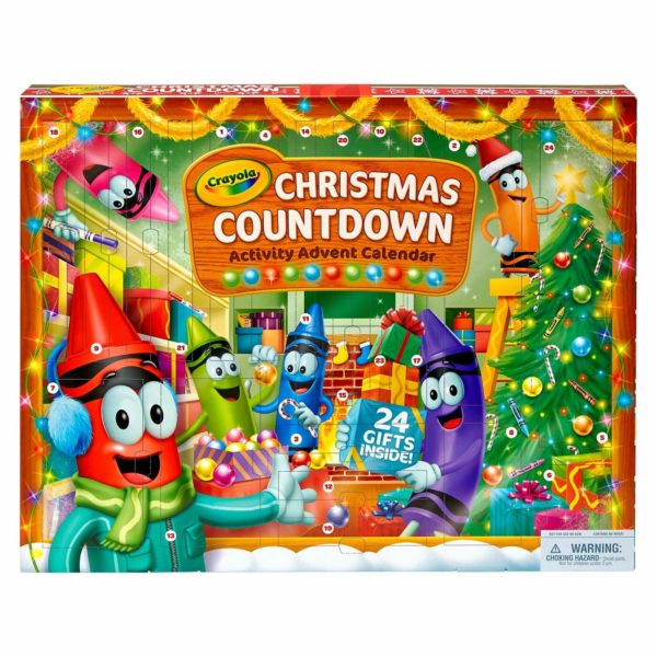 Best Kids Advent Calendars for Christmas