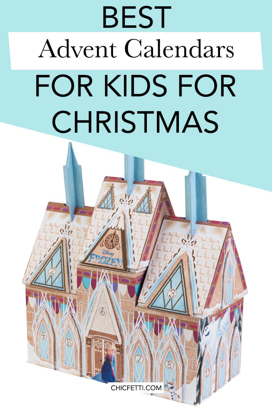 Get the best kids advent calendars for Christmas. Your kids will absolutely love these advent calendars and enjoy using them count down to Christmas. #advent #adventcalendar #christmas #christmasideas #christmasgifts #christmasadventcalendar
