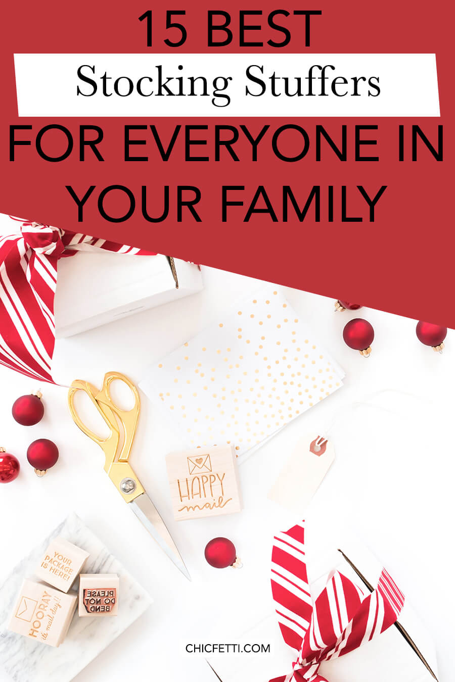 15 Best Stocking Stuffers for Everyone in Your Family - get stocking stuffer ideas for everyone in your family including cheap stocking stuffer ideas #christmas #christmasideas #stockingstuffers #stockingstufferideas #cheapstockingstuffers #giftideas