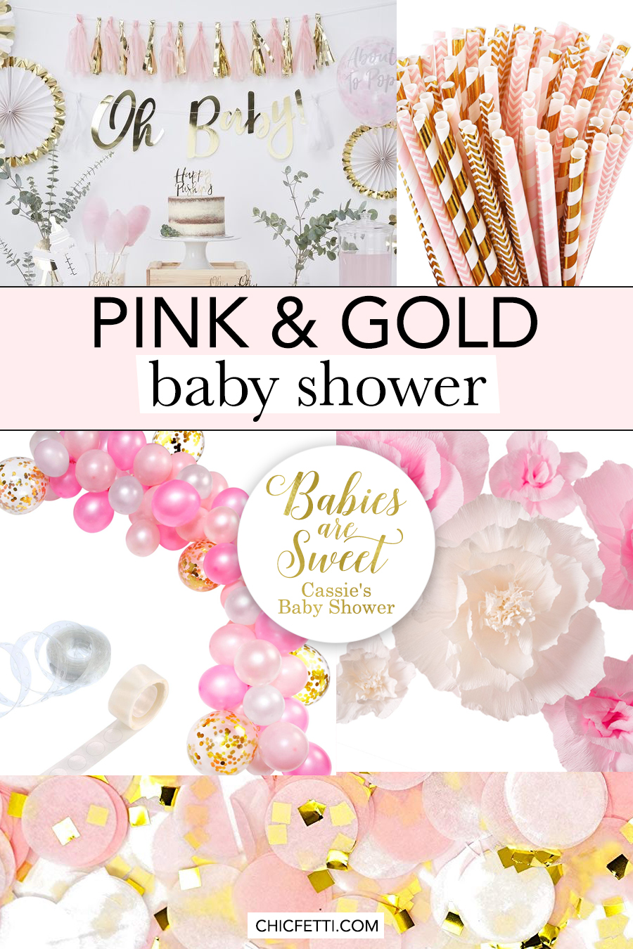 20 Baby Shower Themes For Girls Lots Of Girl Baby Shower Ideas