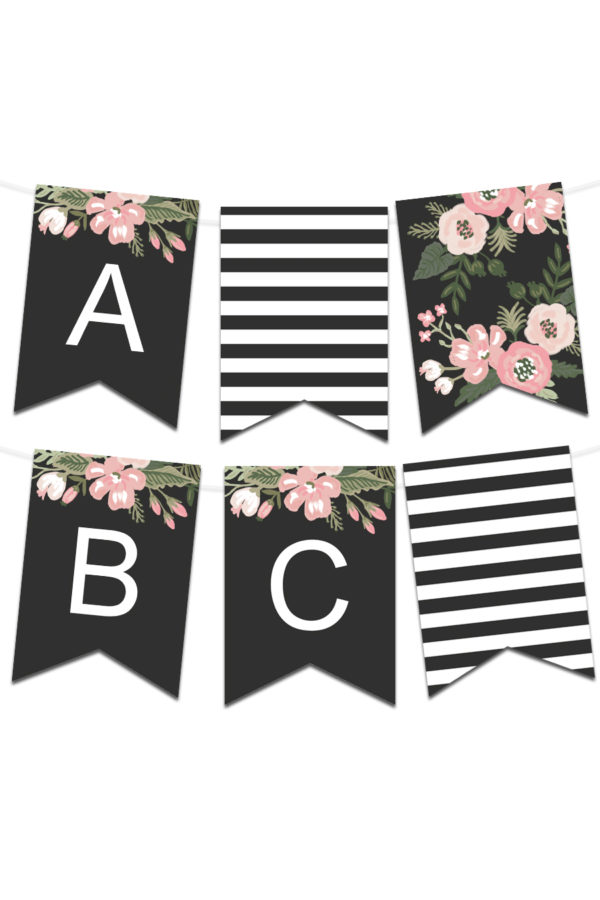 photo relating to Printable Banners titled Printable Banners - Create Your Personal Banners With Our Printable