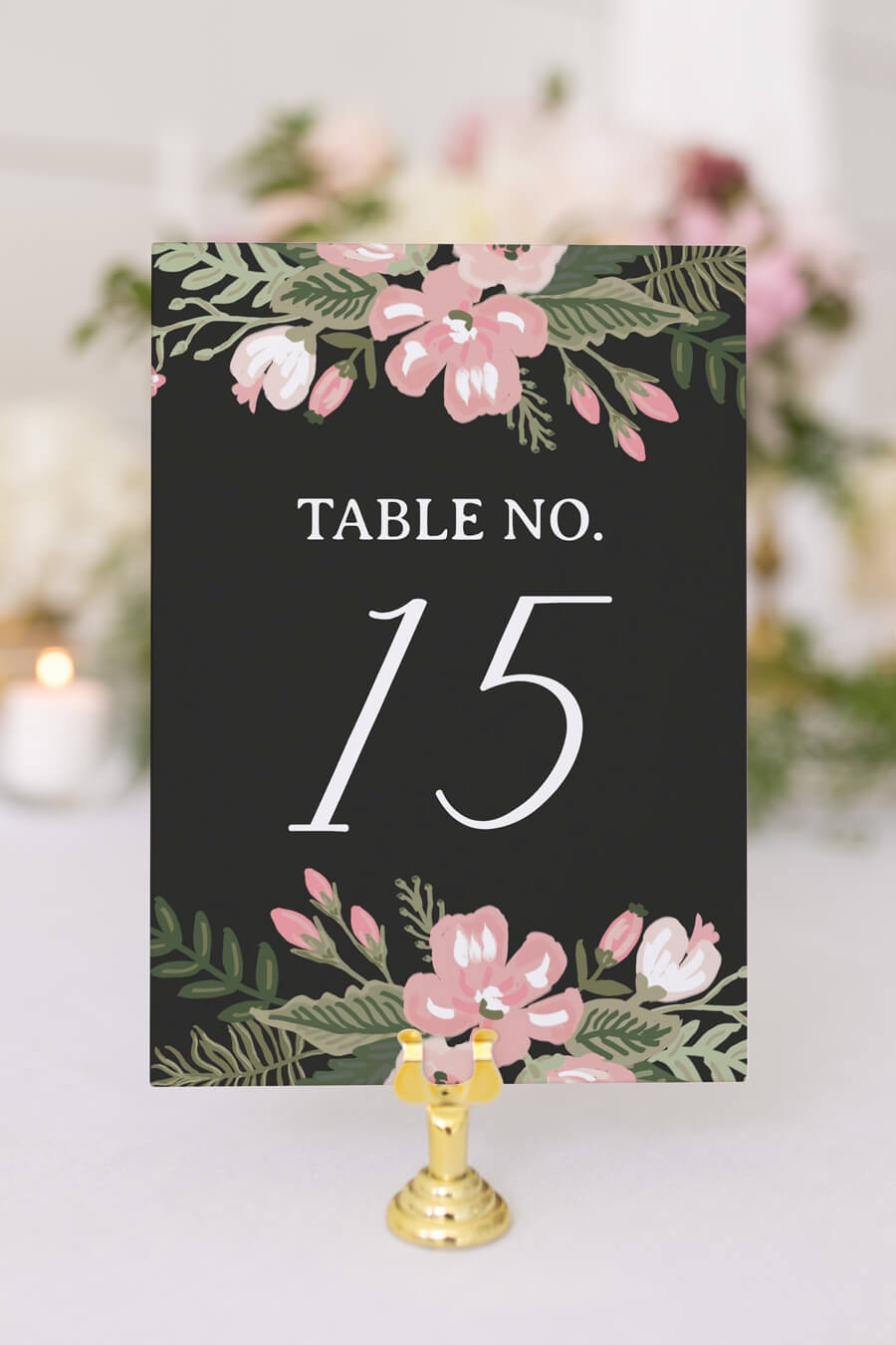 It's just a graphic of Free Printable Table Numbers with gold